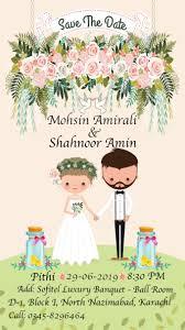 Cartoon Wedding Invitation Cards Designs Design Wedding Invitation Card To Make Your Wedding Perfect