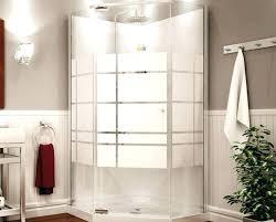 curved corner shower rod curved corner shower rods large size of faux brass shower curtain rod curved corner
