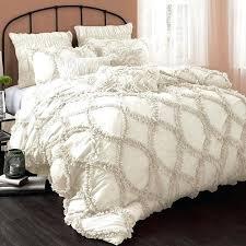 ivory bedding sets found it at lush decor riviera 3 piece comforter set black ivory comforter ivory bedding sets
