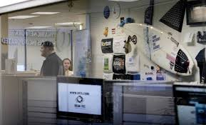 Wikileaks office Bunker Employers Of The Company Everydns Are Seen At Their Office Friday In Manchester Nh Mashable Wikileaks To Publish Files On Aliens Ufos The Hindu