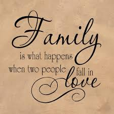 Wall Decal Family Is What Happens When Two By Thevinylwallart 999