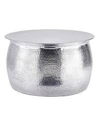 metal coffee table. ARTISAN HAMMERED METAL COFFEE TABLE Metal Coffee Table