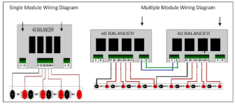12v 4s battery voltage balancers 4s Lipo Wiring Diagram Hard Case Xt90