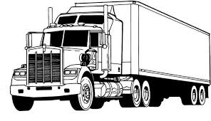 Small Picture Neoteric Truck Coloring Pages 40 Free Printable Truck Coloring