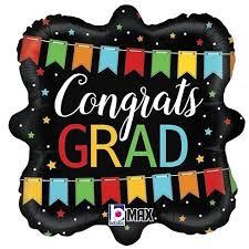 Congrats Grad Banner Banners Workandgo