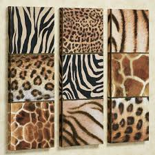 Cheetah Print Decor Safari And African Home Decor Touch Of Class