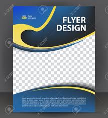 property pamphlet flyer brochure cover layout design print template pamphlet
