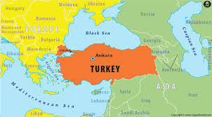 turkey europe map. Interesting Europe Turkey Is Said To Be Somewhat In Both Europe And Asia Throughout Map O