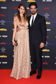 Tre Tocchi - After Party: Gilles Rocca and Miriam Galanti   Sleeveless  formal dress, Formal dresses, Dresses