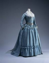 late 18th century women s levite gown google search