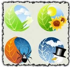 dört mevsim ile ilgili görsel sonucu