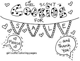 Coloring Pages For Teens Adults Easy Kids Printable Daisy Girl Scout