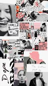 Pink Black and White Aesthetic (Page 1 ...