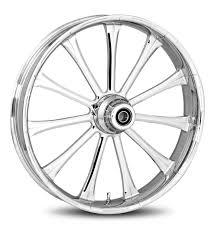 Exile chrome wheel