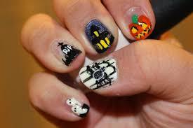 Scary Movie Nails horror Film Nails scary Nail Art scary. Creepy ...
