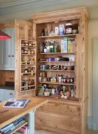 freestanding pantry hutch