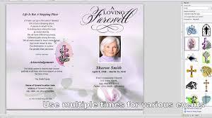 Free Funeral Programs Downloads funeral program free tvsputniktk 1