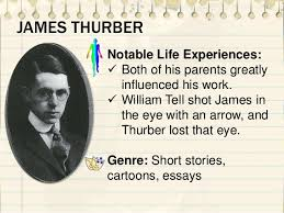 the catbird seat by james thurber james