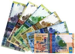 Казахстанский тенге Википедия Банкноты тенге образца 2006 года