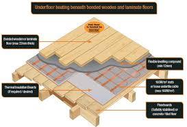 underfloor heating laminate flooring excellent intended floor