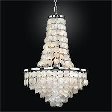 capiz shell hanging pendant bayside 636cd19sp