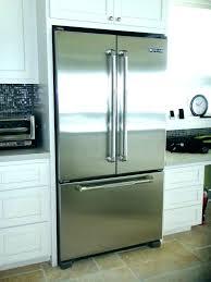 sub zero glass door fridge refrigerator for home front