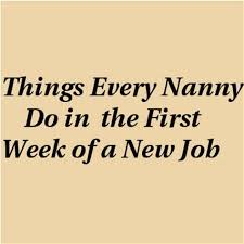 Resume Tips For Nannies