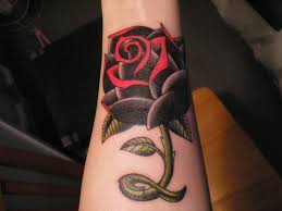 Tetování Růže Fotogalerie Motivy Tetování