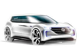 Volkswagen Will Debut New Electric Car In Paris Gas