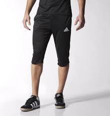 adidas 3 4 pants. adidas 3/4 shorts climalite training mens pant s m l xl 1097 new 3 4 pants