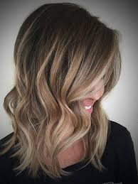2019 Ombre On Medium Length Hair Ombre Hair Dark Brown To Blonde