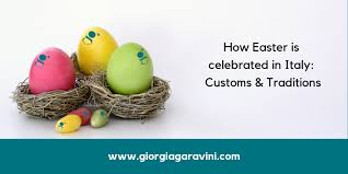 if you re aiming to expand your business into italy or run an easter themed marketing caign you need to be aware of the local easter customs and