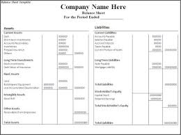 definitions of balance sheet basics of accounting and finance meaning of balance sheet and