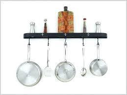 wall mounted pot rack ikea pots and pans rack wall mounted pot and pan rack pot wall mounted pot