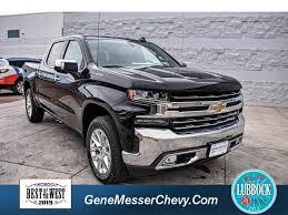 New 2019 Chevrolet Silverado 1500 LTZ - VIN: 3GCUYGEL6KG104464