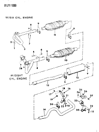 1984 jeep j10 exhaust system