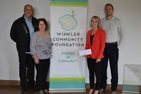 Winkler Community Foundation Celebrates Partnership With Katie Cares Inc. -  PembinaValleyOnline.com