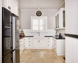black white kitchen design ideas granite transformations latest designs bright french theme country open photo gallery cabinets marble countertops
