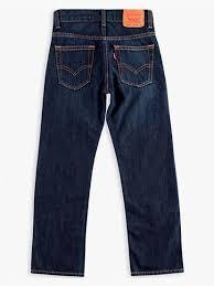 Levis Husky Jeans Size Chart Big Boys 8 20 505 Regular Fit Jeans Husky
