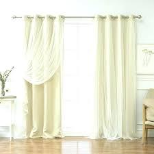 design decor raw silk curtains design decor grommet panels curtains ds main solid blackout thermal curtain