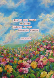 Beautiful Madam In Beautiful Garden Quotes