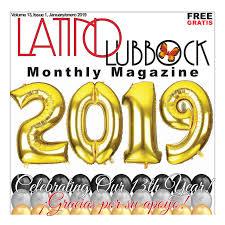 Volume 13, Issue 1, January/enero 2019 by Christy Martinez-Garcia ...