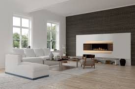 brushed bronze metal and nano corten copper tile designer fireplace surround for european home h series