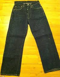 denim collector s dream this pair of 1950 anniversary levi jeans is curly listed on