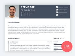 Pillar Free Bootstrap 4 Resumecv Template For Developers By