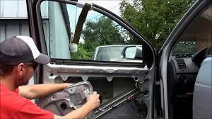 Vw Polo 9n Fensterheber Reparieren Youtube
