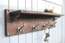 Reclaimed Wood Coat Rack Shelf Coat Rack Shelf Coat Rack Shelf Hat kulfoldimunkaclub 36