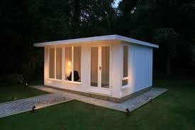 white rooms timber buildings and the white on pinterest building a garden office