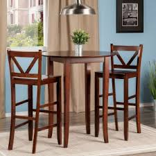 round kitchen table set. Winsome Trading Fiona 3 Piece Counter Height Round Dining Table Set Round Kitchen Table Set