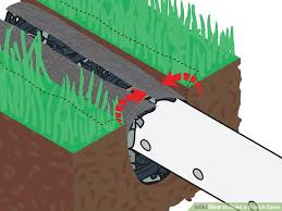 image titled build a french drain step 9